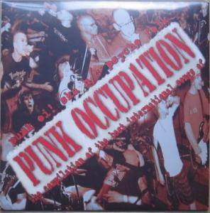 Cover - Vendetta, The: Punk Occupation