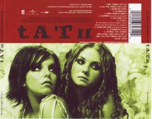 t.A.T.u.: 200 Km/H In The Wrong Lane (CD) - Bild 2