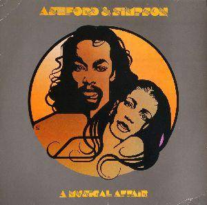 Ashford & Simpson: Musical Affair, A - Cover