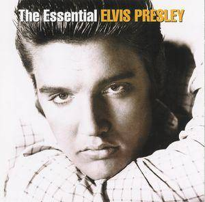 Elvis Presley: Essential Elvis Presley, The - Cover