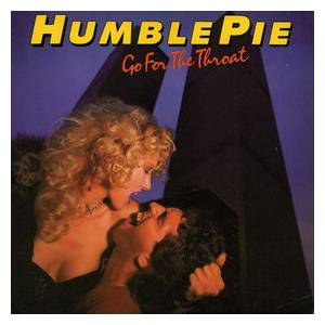 Cover - Humble Pie: Go For The Throat
