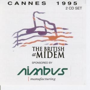 British At Midem 95, The - Cover