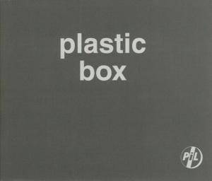 Public Image Ltd.: Plastic Box - Cover