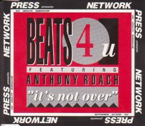Beats 4 U Feat. Anthony Roach: It's Not Over - Cover