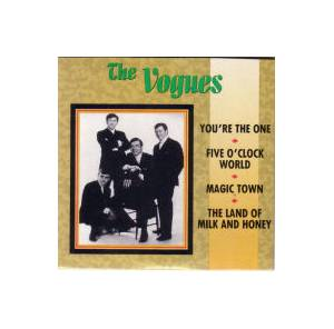 Cover - Vogues, The: You're The One