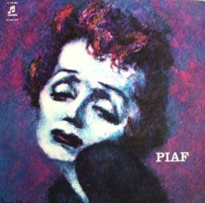 Édith Piaf: Piaf - Cover