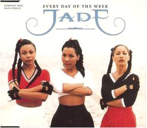 Cover - Jade: Everyday Of The Week