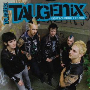 Taugenix CD 10 - Cover