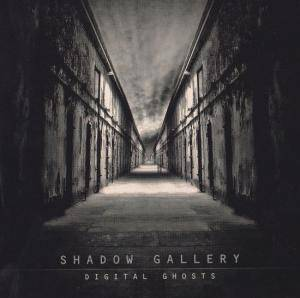 Shadow Gallery: Digital Ghosts - Cover