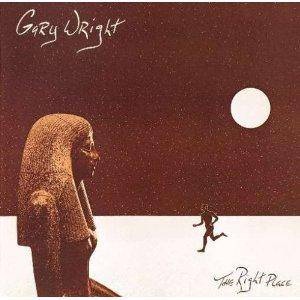 Cover - Gary Wright: Right Place, The