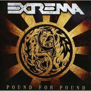 Extrema: Pound For Pound - Cover