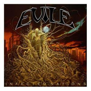 Cover - Evile: Infected Nations