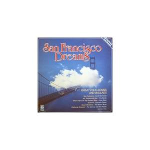 San Francisco Dreams - Great Folk-Songs And Ballads - Cover