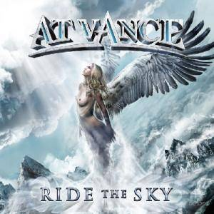 Cover - At Vance: Ride The Sky