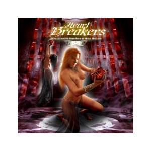 Heart Breakers - A Collection Of Hard Rock & Metal Ballads - Cover