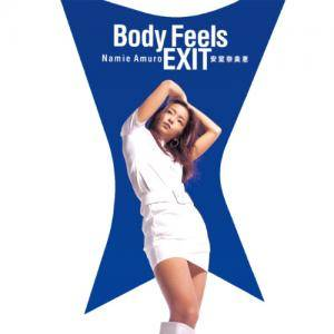 Cover - Namie Amuro: Body Feels Exit