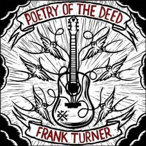 Frank Turner: Poetry Of The Deed - Cover