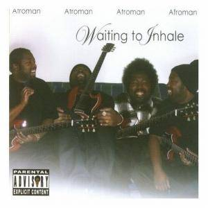 Cover - Afroman: Waiting To Inhale