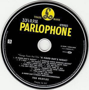 The Beatles: A Hard Day's Night (CD) - Bild 3