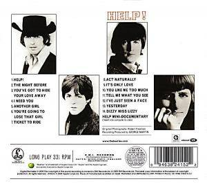 The Beatles: Help! (CD) - Bild 2