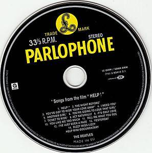 The Beatles: Help! (CD) - Bild 3