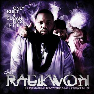 Cover - Raekwon: Only Built 4 Cuban Linx... Pt. II