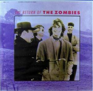 Cover - Zombies, The: Return Of The Zombies