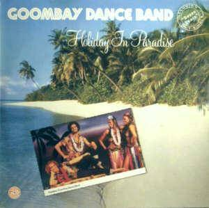 Goombay Dance Band: Holiday In Paradise - Cover