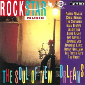 Rockstar Music 16 - Il Soul Di New Orleans - Cover