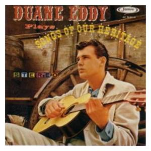Cover - Duane Eddy: Plays Songs Of Our Heritage