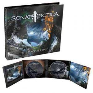 Sonata Arctica: The Days Of Grays (2-CD) - Bild 2