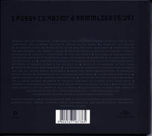 Rammstein: Pussy (Single-CD) - Bild 2