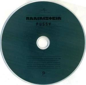 Rammstein: Pussy (Single-CD) - Bild 9