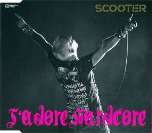 Scooter: J'adore Hardcore - Cover