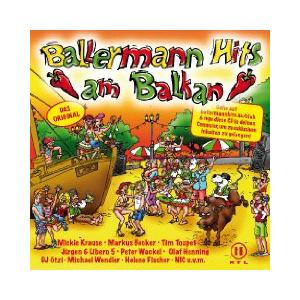 Ballermann Hits Am Balkan - Cover