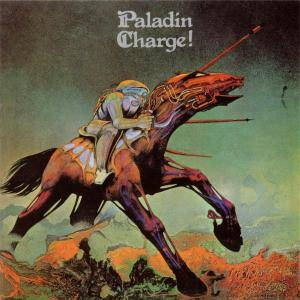 Paladin: Charge! - Cover