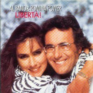 Cover - Al Bano & Romina Power: Liberta