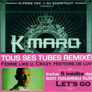 Cover - K-Maro: 10th Anniversary - Platinum Remixes