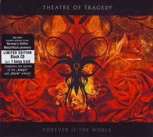 Theatre Of Tragedy: Forever Is The World - Cover