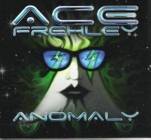 Cover - Ace Frehley: Anomaly