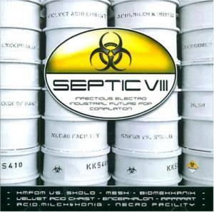 Cover - We Got This Far: Septic VIII