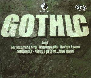 World Of Gothic, The - Cover