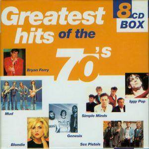 Greatest Hits Of The 70's - Cover