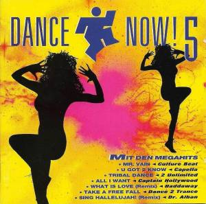 Cover - Co.Ro.: Dance Now! 05