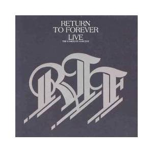 Return To Forever: Live The Complete Concert - Cover