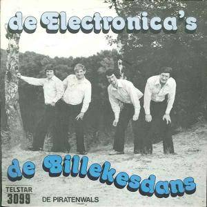 Cover - Electronica's: De Billekesdans