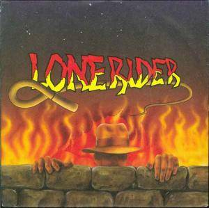 Bill Goins: Lone Rider - Cover