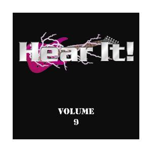 Cover - Section A: Hear It! - Volume 09