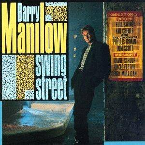 Barry Manilow: Swing Street - Cover