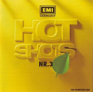 Hot Shots Nr. 3 - Cover